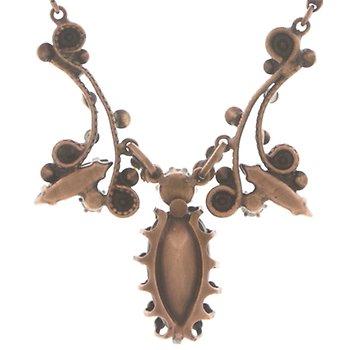Konplott Halskette La Maitresse Braun Grün Teppich Lindgrün 970099 Warum Wird Kupfer