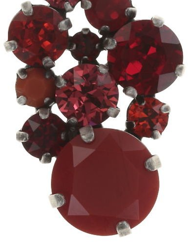 Konplott ballroom ohrringe rot