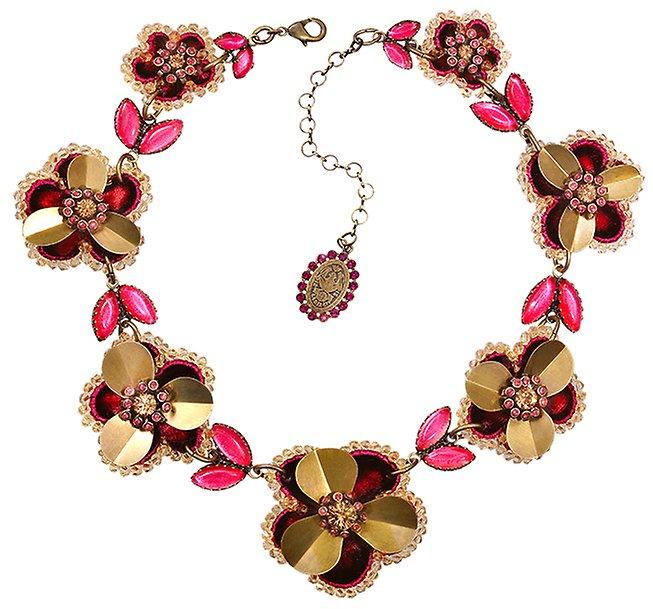Rose collier fashion marketing